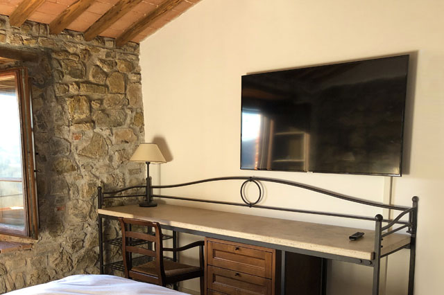 Tuscan Room